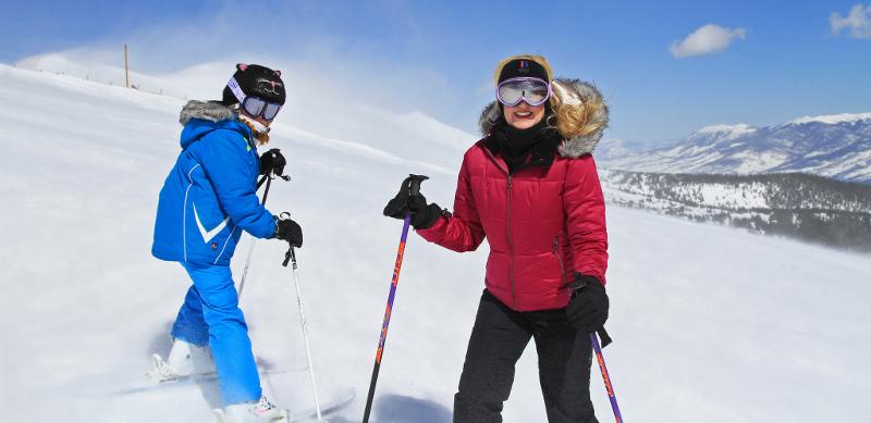 Skiez en famille aux Angles