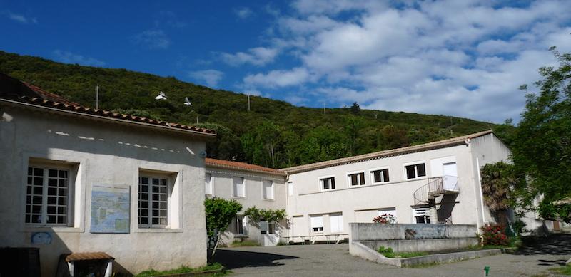 Le centre de vacances PEP 34 de Malibert (Hérault).