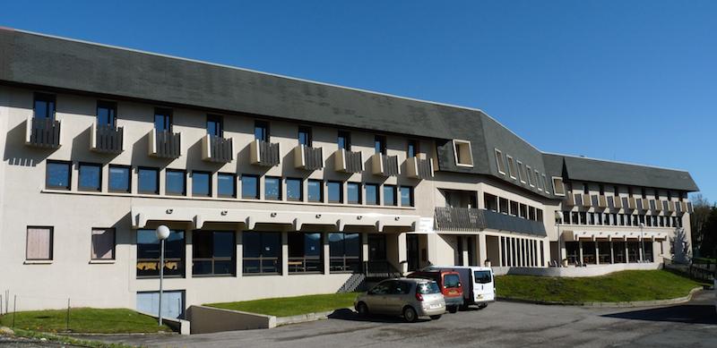 Le centre de vacances PEP 34 des Angles (Pyrénées-Orientales).
