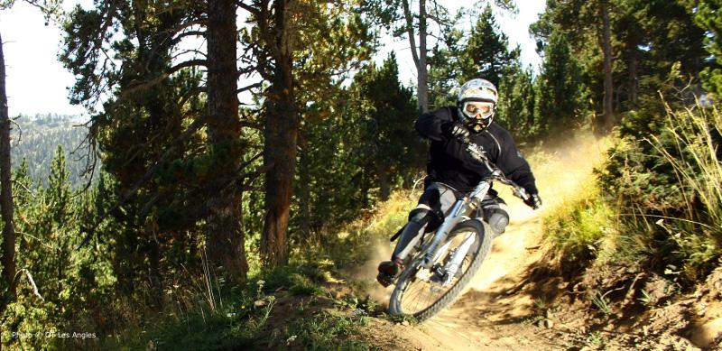 Sensations fortes à vélo avec les PEP 34.