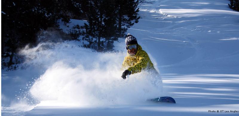 Les vacances au ski avec les PEP 34 !