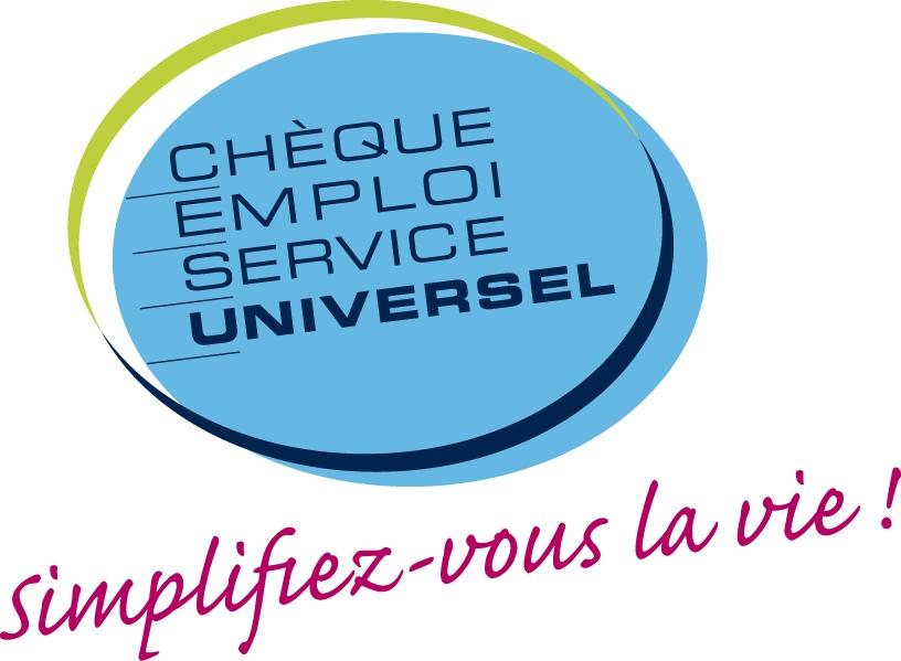 Logo du Chèque Emploi Service Universel