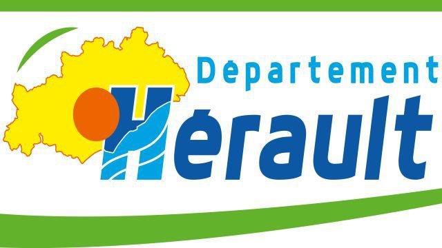 Logo du département de l'Hérault.