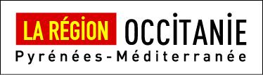 Logo de la région Occitanie Pyrénées-Méditerranée
