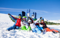 Tous au ski en février !